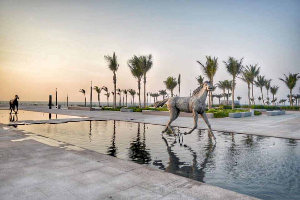 واجهة جدة البحرية - Jeddah Night   جدة نايت