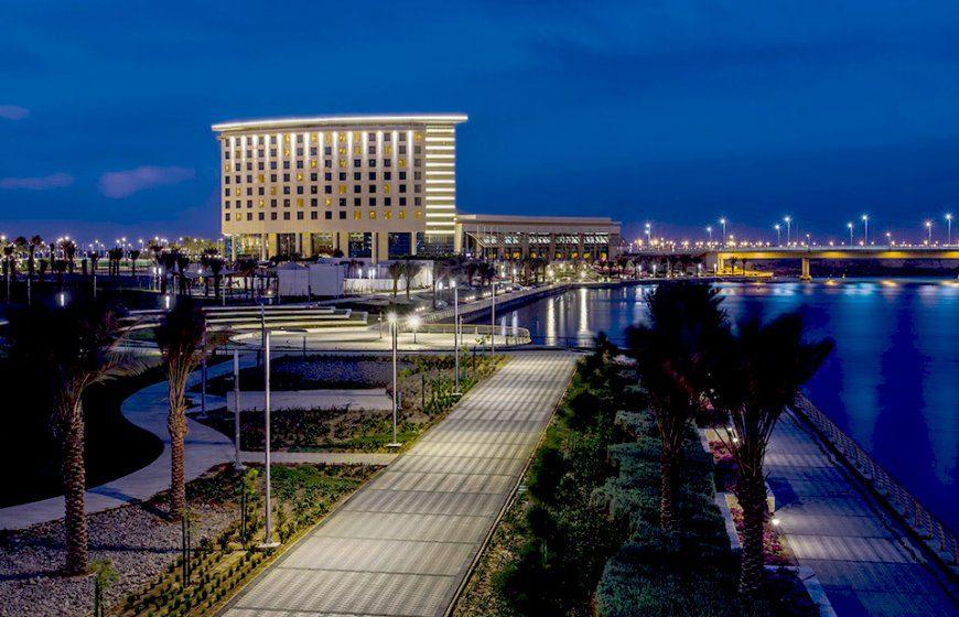 فندق البيلسان Jeddah Night جدة نايت
