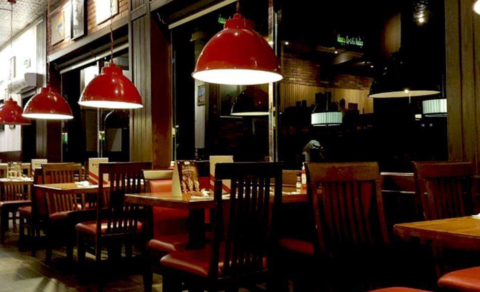 مطعم فرايديز