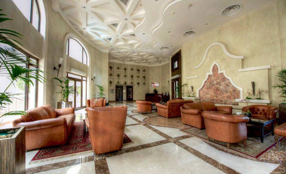 الرواسي للأجنحة الفندقية