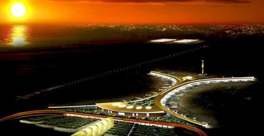 مطار الملك عبدالعزيز الجديد في جدة