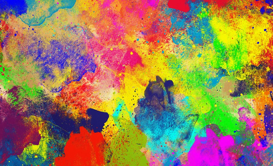 جزيرة الألوان
