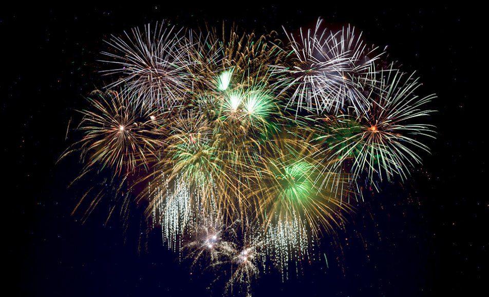 احتفالات الألعاب النارية
