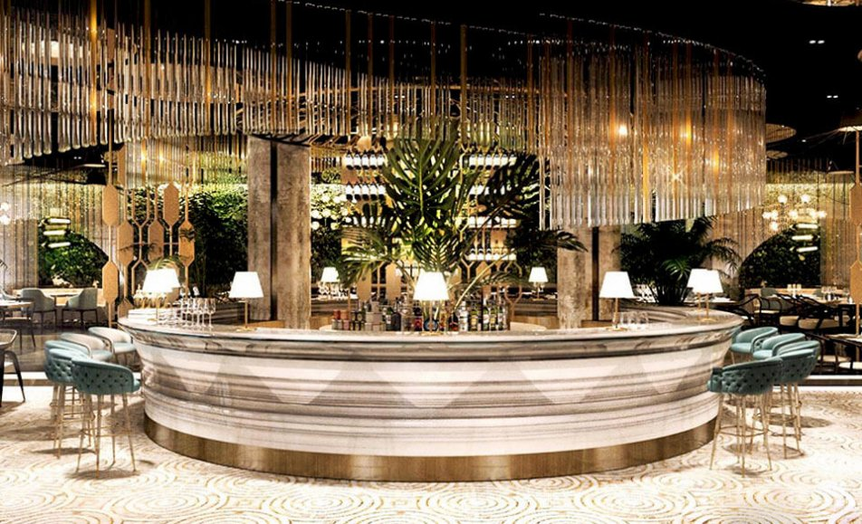 مطعم ولاونج القبه