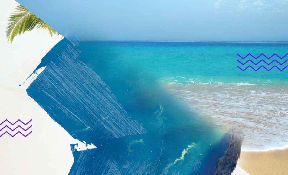 شاطئ الحماس