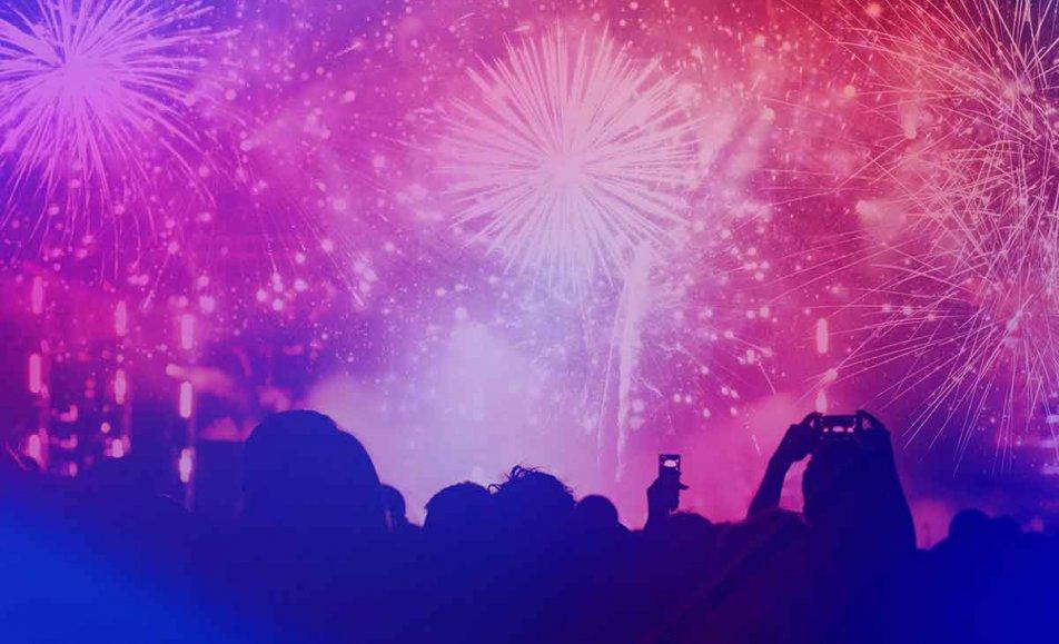 الألعاب النارية – Fireworks