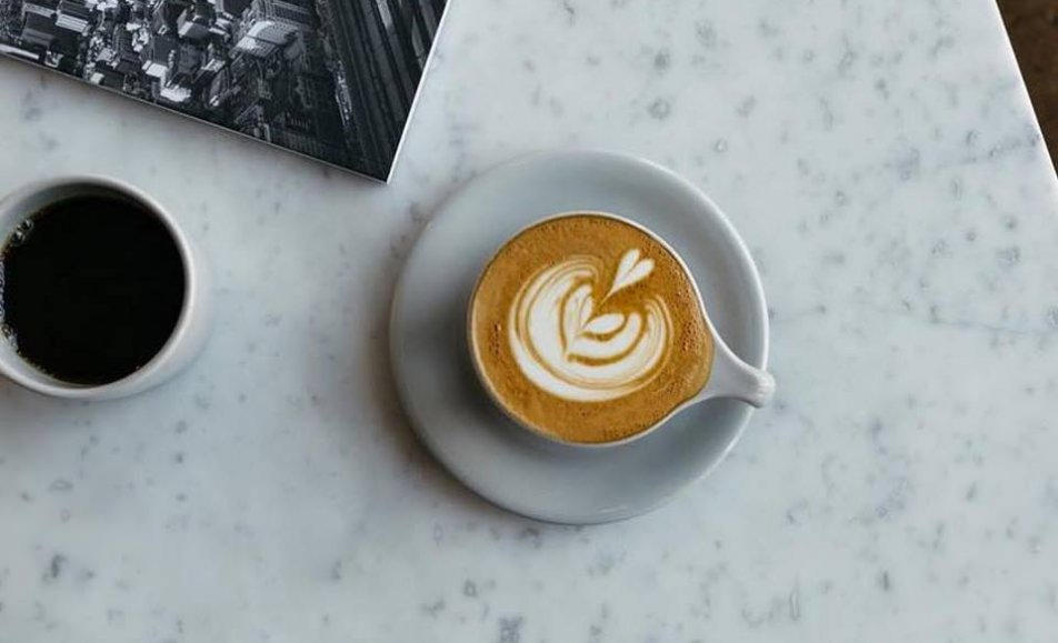 مقهى كافيين لاب
