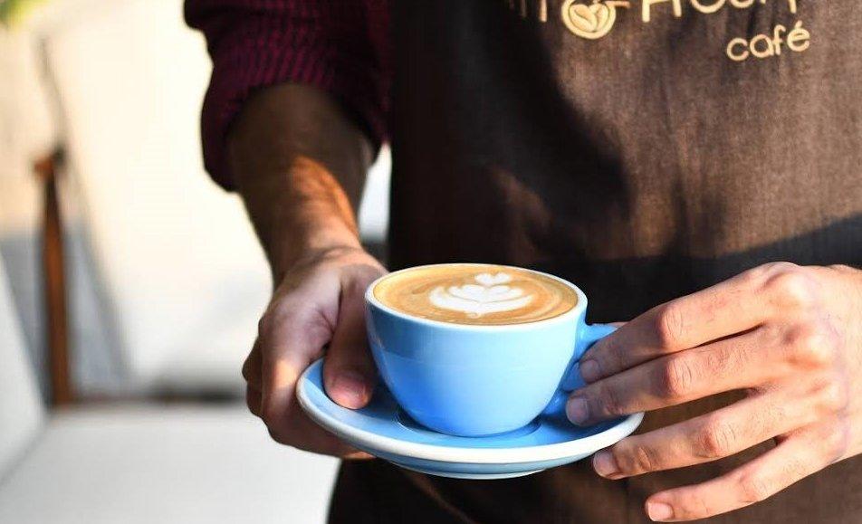 مقهى وورم آند فروستي