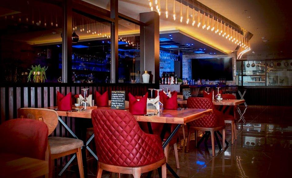 مطعم لاتينوس