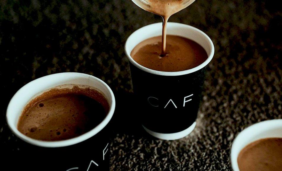 كاف كافيه | Caf Cafe